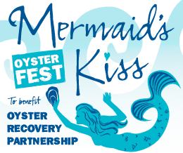 Mermaids Kiss Oyster Fest