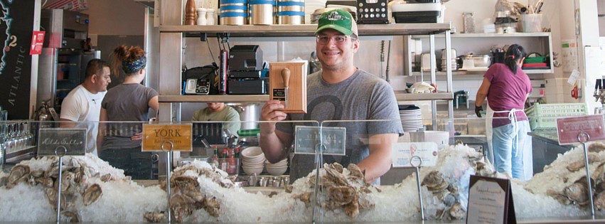 2015's Top 10 Oyster Shell Recycling Contributors