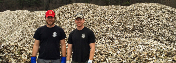 The Oyster Recovery Partnership Welcomes 28 New Shell Recycling Restaurants