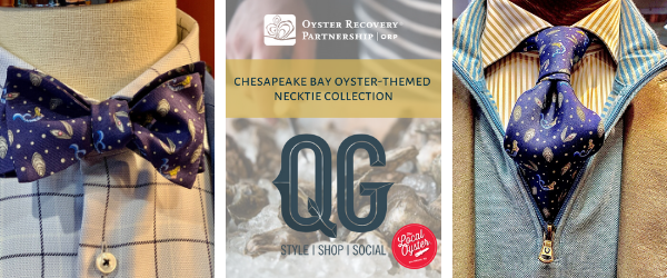 Oyster Necktie Event Cover Photo