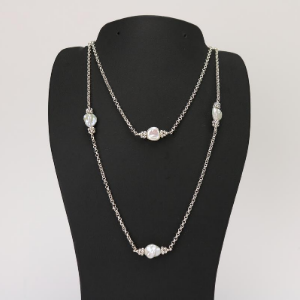Lagos Freshwater Pearl Necklace
