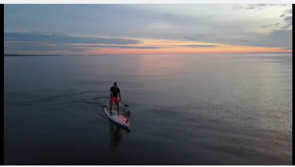 Maryland Man to Begin Record 240-Mile Stand-up Paddle of the Chesapeake Bay in Support of Oyster Recovery