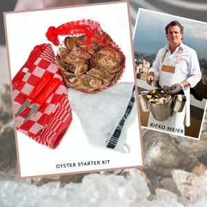 Oyster Starter Kit and Rifko Meier