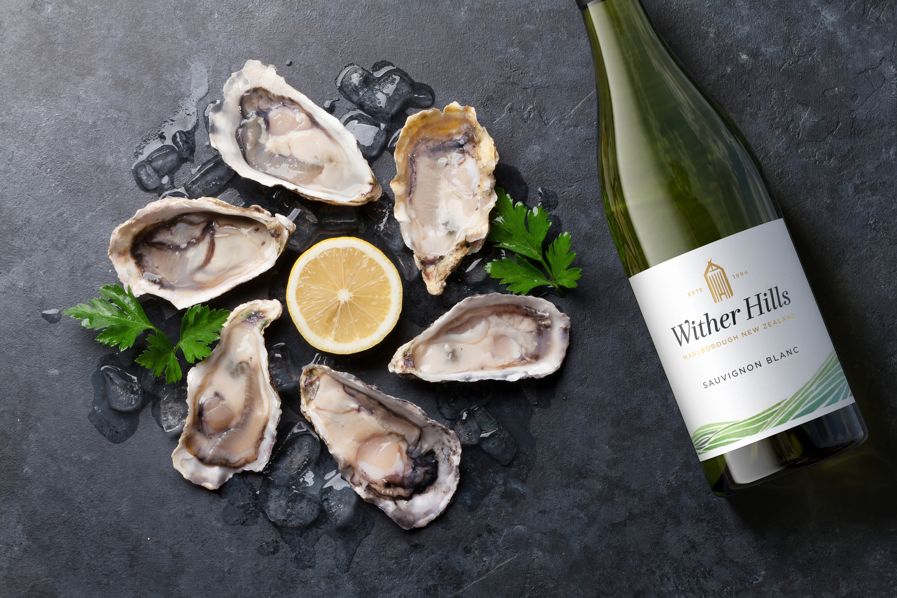 Pairing Oysters and Wine