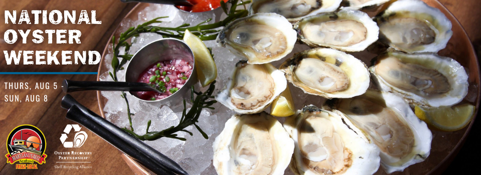 National Oyster Day 2021
