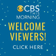 Welcome CBS This Morning Oyster Story Box