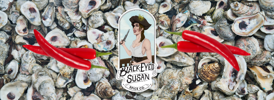 Black Eyed Susan Spice Co Oyster Recovery Partnership Webpage Header